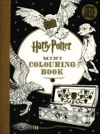 Harry Potter - Mini Colouring Book