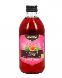 Infuso Bio - Hibiscus Mint With Raspberry Leaves