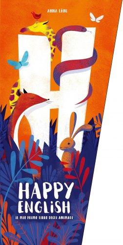 Happy English - Il Mio Primo Libro degli Animali