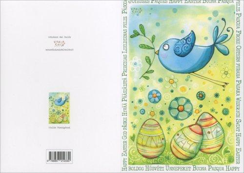 Biglietto d'Auguri - Happycard Buona Pasqua