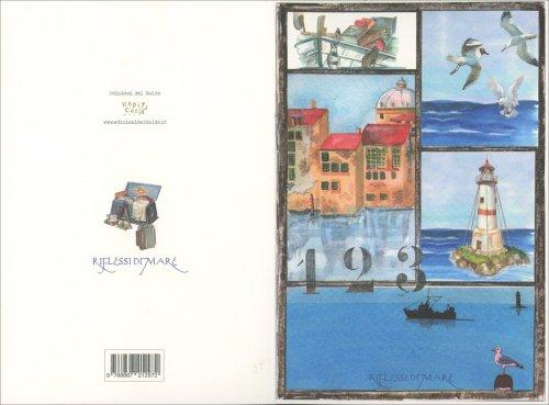 Happycard - Riflessi di Mare