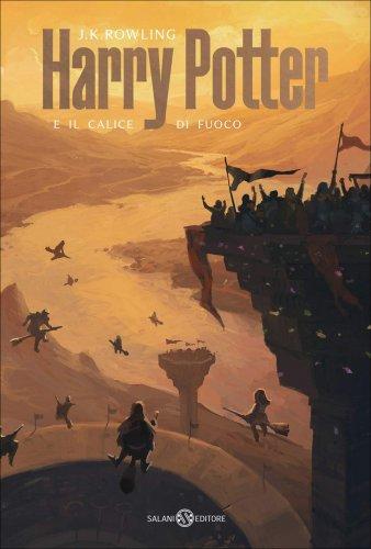 Harry Potter e il Calice di Fuoco - Vol. IV