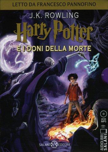 Harry Potter e i Doni della Morte Vol. 7 - Audiolibro Mp3