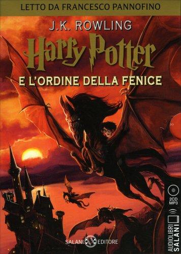 Harry Potter e l'Ordine della Fenice Vol. 5 - Audiolibro Mp3