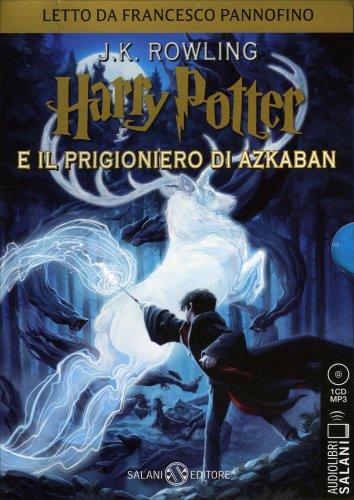 Harry Potter e il Prigioniero di Azkaban Vol. 3 - Audiolibro Mp3