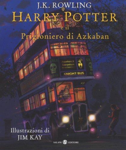 Harry Potter e il Prigioniero di Azkaban - Illustrato a Colori