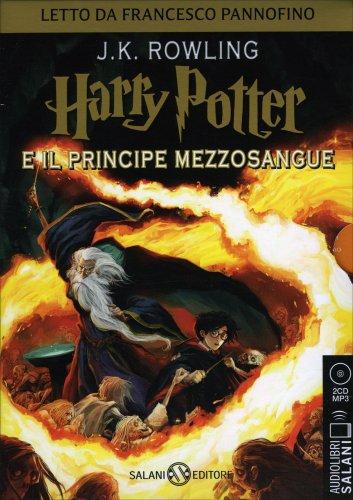 Harry Potter e il Principe Mezzosangue Vol. 6 - Audiolibro Mp3