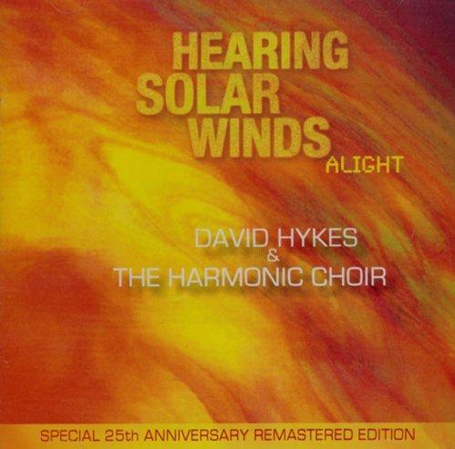 Hearing Solar Winds Alight