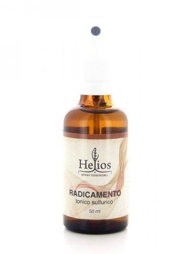 Helios Spray Essenziali - Radicamento - Tonico Sulfurico - Radicamento