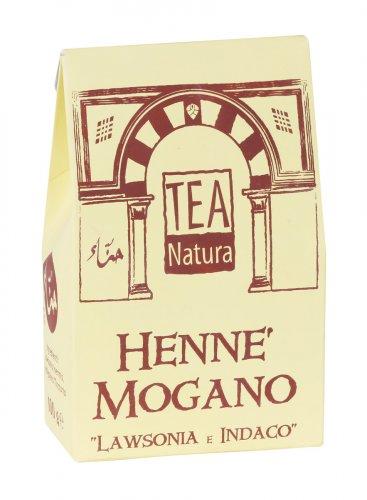 Hennè Mogano Lawsonia e Indaco