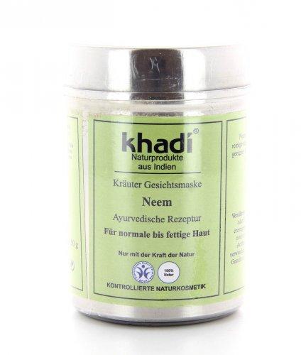 Herbal Face Mask Neem - Maschera Ayurvedica alle Erbe per il Viso