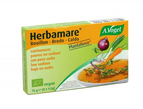 Dado per Brodo Vegetale - Herbamare