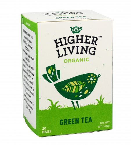 Tè Verde Biologico