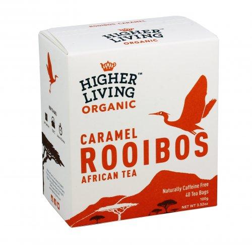 Tè Rooibos al Caramello Bio