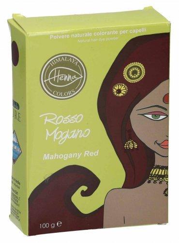 Tinta Capelli Naturale Himalaya Henna Colors