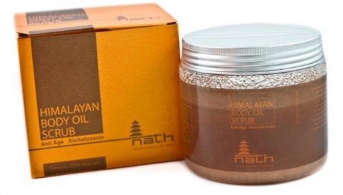 Himalayan Body Oil Scrub Anti Age Rivitalizzante