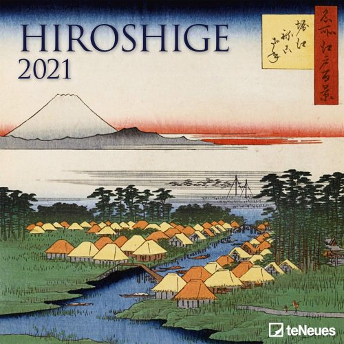 Calendario Hiroshige 2020