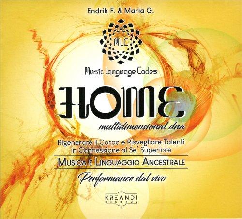 Home - Multidimensional DNA - CD 432Hz