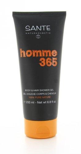 Homme 365 - Gel Doccia Corpo e Capelli