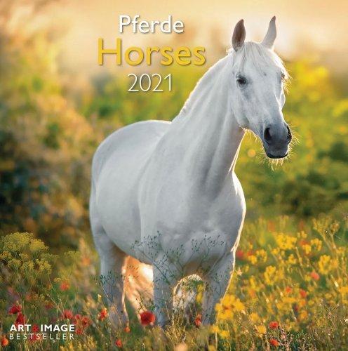 Calendario Horses 2020