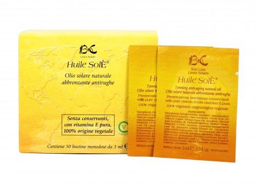 Olio Solare Abbronzante e Antirughe - Huile SolÈ®