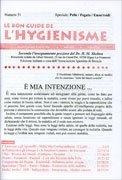 La Bon Guide de l'Hygienisme - Numero 51 - Speciale: Pelle, Fegato, Emorroidi
