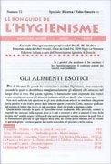 La Bon Guide de l'Hygienisme - Numero 52 - Speciale Ricerca/Falso Cancro