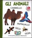 Il Mio Primo Piccolo Dizionario - Gli Animali