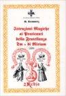 Istruzioni Magiche ai Praticanti della Fratellanza Terapeutico-Magica di Miriam