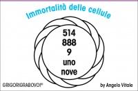 TESSERA RADIONICA 95 - IMMORTALITà DELLE CELLULE di Angelo Vitale