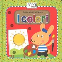Tocca, Scopri e Impara - I Colori