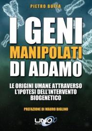 I Geni Manipolati di Adamo (eBook)