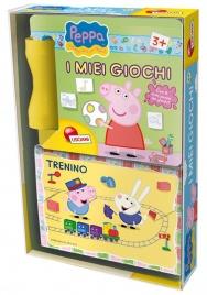 Libro / Gioco - I Miei Giochi Peppa Pig - 3 Anni