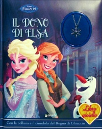 Il Dono di Elsa. Frozen. Libro Gioiello