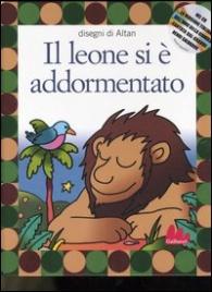 Il Leone si è Addormentato