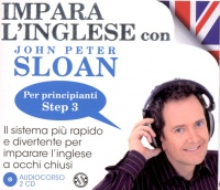 Impara l'Inglese con John Peter Sloan per Principianti - Step 3