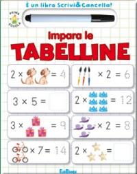 Impara le Tabelline