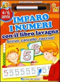 Imparo i Numeri con il Libro Lavagna