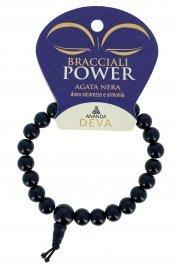 Bracciale Power Agata Nera