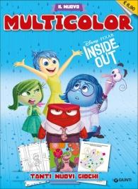 Inside Out. Il nuovo Multicolor