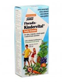 Floradix-Kindervital Fruity Formula