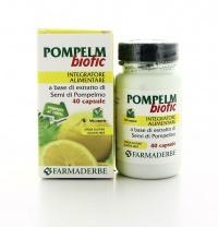Integratore Pompelmbiotic Capsule Vegetale 100%