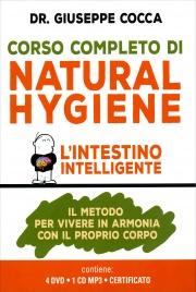 Natural Hygiene - L'Intestino Intelligente - 4 DVD e 1 CD Mp3