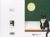 Iogatto Card - Luna Piena