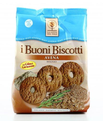 Biscotti di Avena Bio