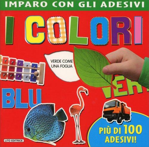 Imparo con gli Adesivi - I Colori