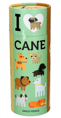 I Love Cane - Cofanetto con Manuale, Clicker e Bottiglietta