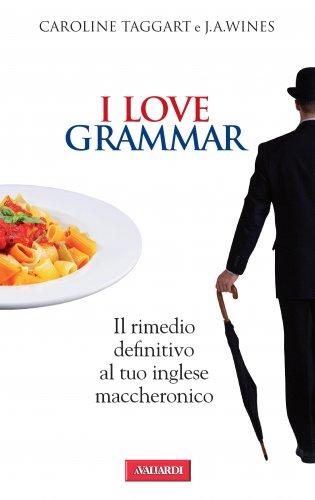 I Love Grammar (eBook)