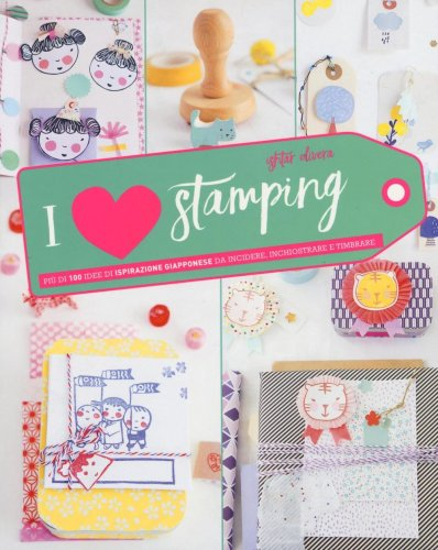 I Love Stamping