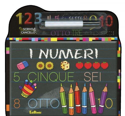 Scrivo & Cancello - I Numeri